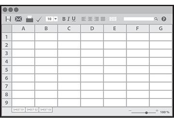 Excel・Googleスプレッドシート・Numbersからコピーした内容を書類編集画面にペーストする機能を追加