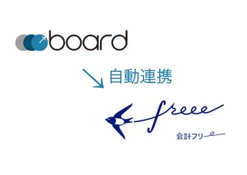 boardからfreeeへ売上・費用のデータを連携できるようになりました