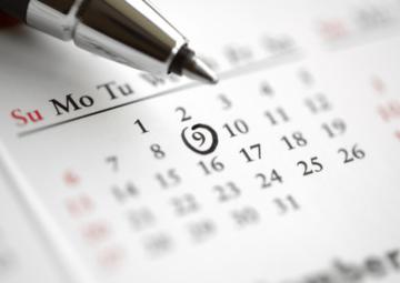 「見積日」「受注日」「納品日」「検収日」に関する変更について